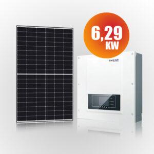 Zestaw PV 6,29 kw 370W Encor